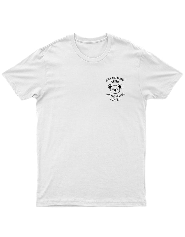 Men's Keep The Planet Green Eco Tee