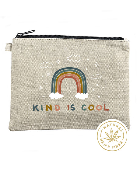Kind Is Cool Pouch