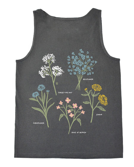 Like Wildflowers Beach Tank