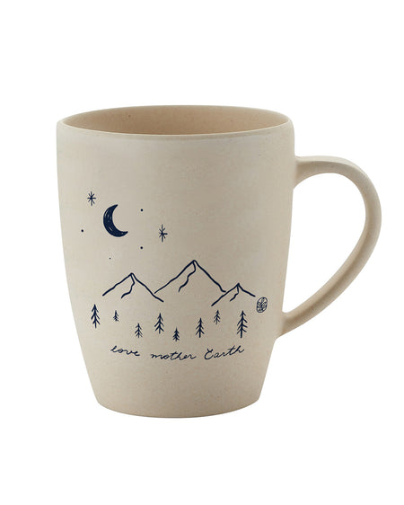 Love Mother Earth Bamboo Mug