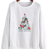 Merry Woofmas. Colored  - Crew Sweatshirt