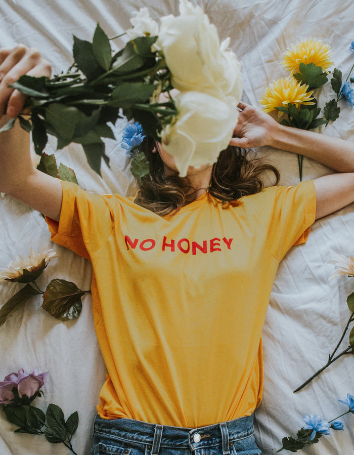 No Honey - Tee