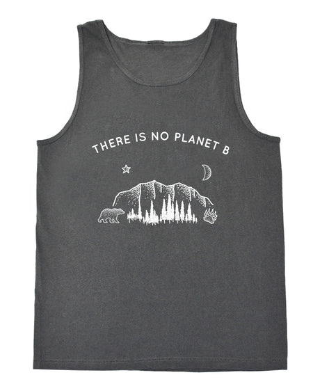 There Is No Planet B Beach Tank