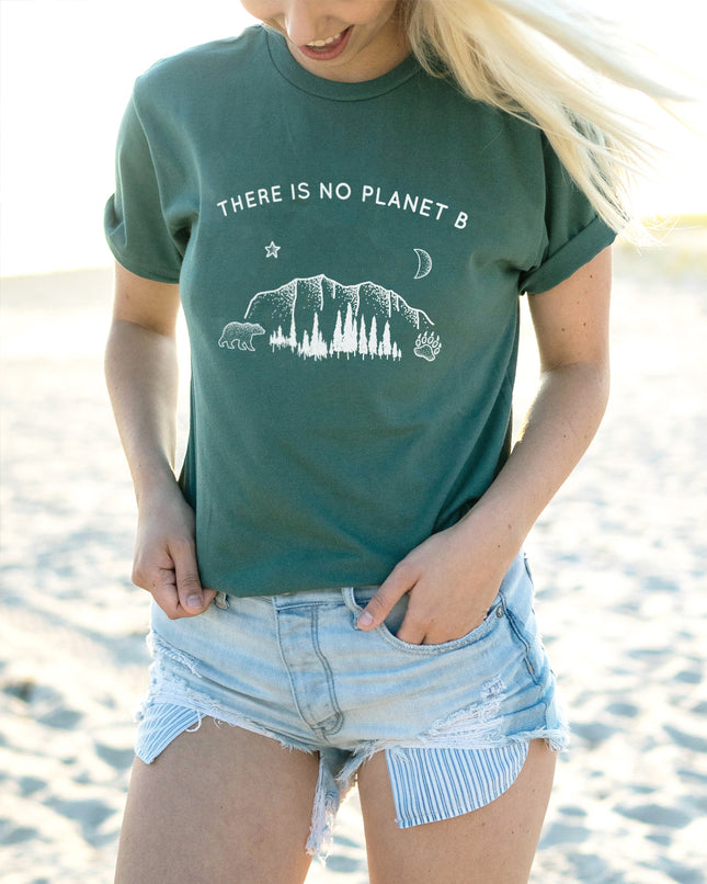 There Is No Planet B Eco Tee