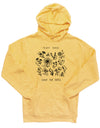 Plant These, Save The Bees - Hoodie (without zip)
