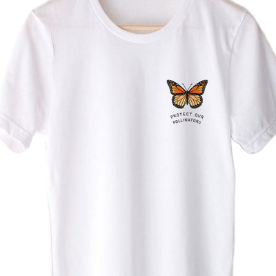 Protect Our Pollinators. Colored - Eco Tee