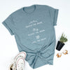 Protect The Ocean Respect The Ocean Love The Ocean - Eco Tee
