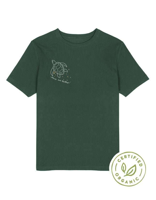 Save Our Turtles Organic Tee