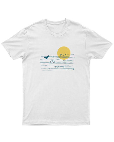 Save The Oceans Tee