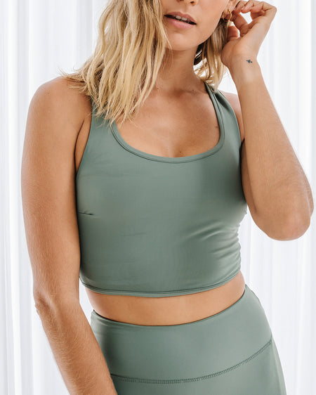 Wholesome Culture Eco Sports Bra
