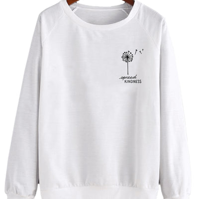 Spread Kindness - Crew Sweatshirt