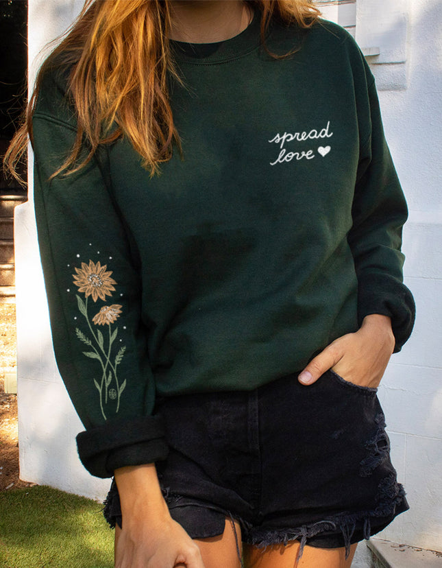 Spread Love Sweatshirt