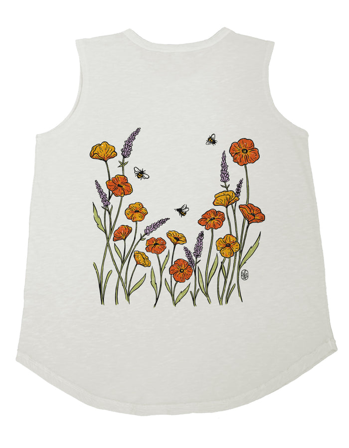 (Limited Edition) Still Growing Slub Tank