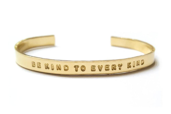 Bracelets - Be Kind To Every Kind - Bracelet