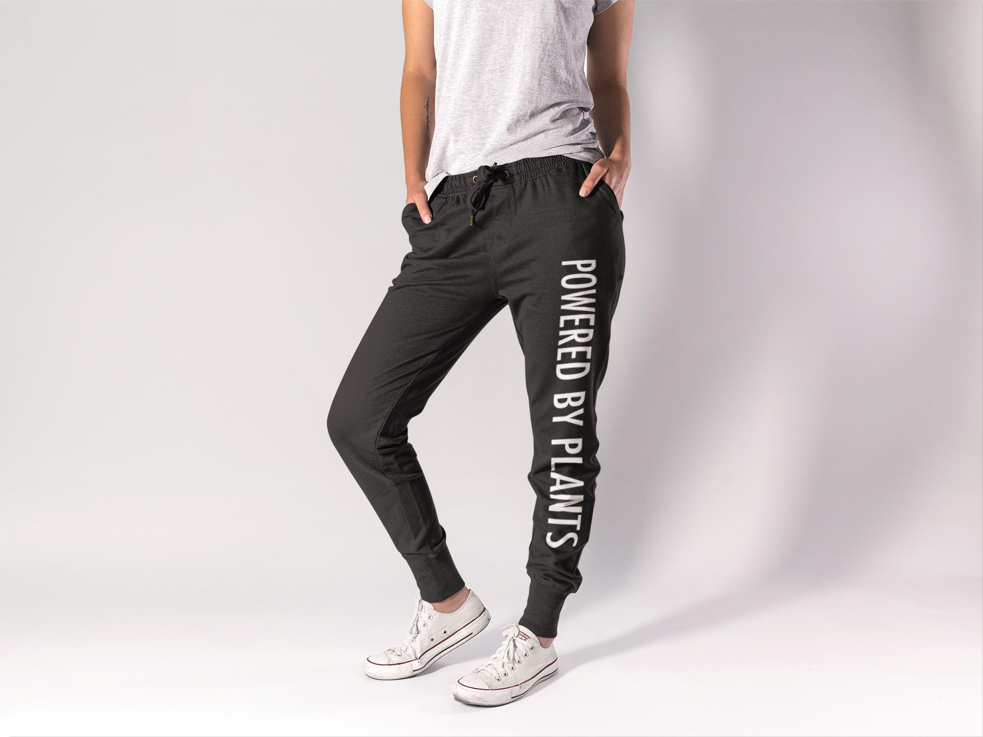 new concept ce540 67a2a Joggers - Powered By Plants - Jogger - Sweatpants