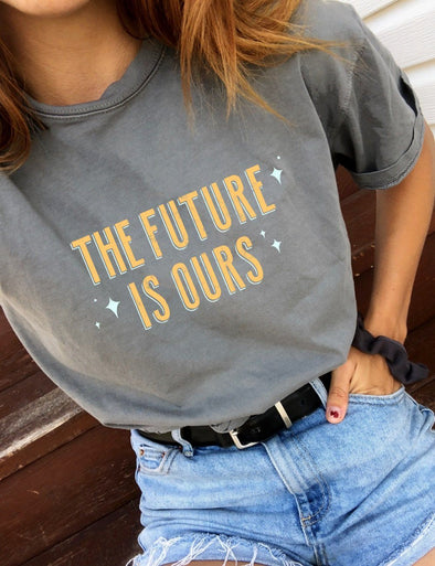 Short Sleeve Tee - The Future Is Ours - Short Sleeve Tee