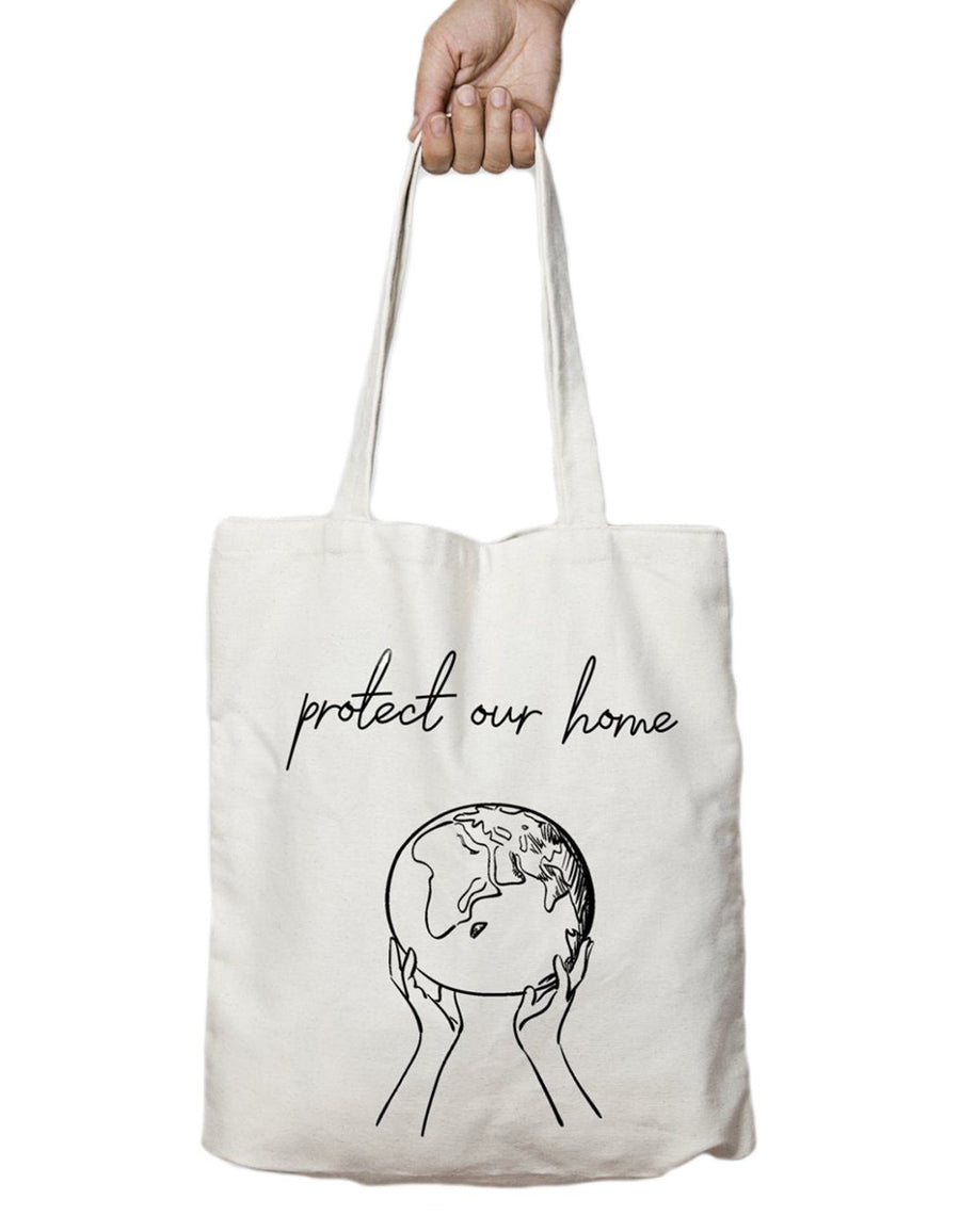 Tote Bags - Protect Our Home - Tote Bags