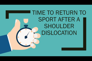 How long does it take to recover from a dislocated shoulder?