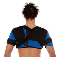 double shoulder brace