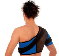 shoulder brace for shoulder dislocation