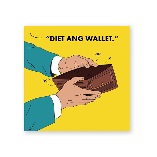 Diet Ang Wallet Pundikit - Pundesal | Your Daily Dose of Punpasya and Punira ng Araw