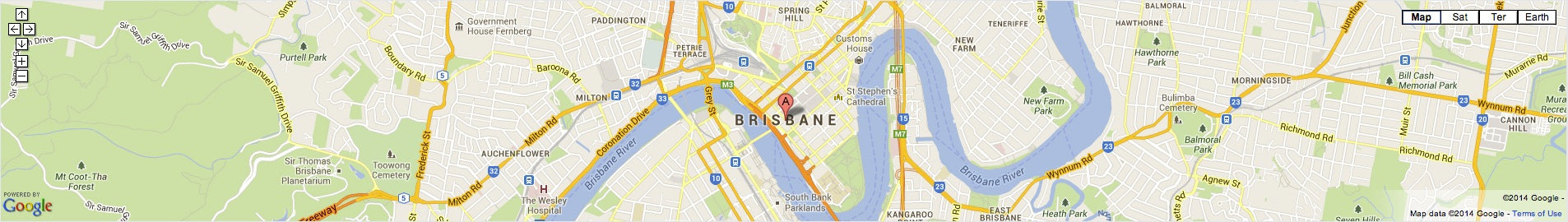 Brisbane information security