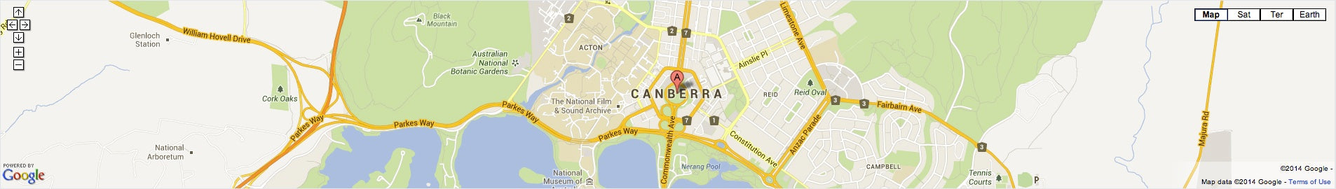 Canberra information security