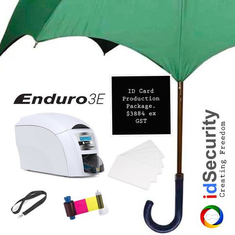 Magicard Enduro 3e ID Card Production Package