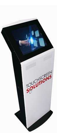 "Diamond 19"" Touch Screen Kiosk"