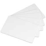 Plain White 0.76mm Cards - 500 pack