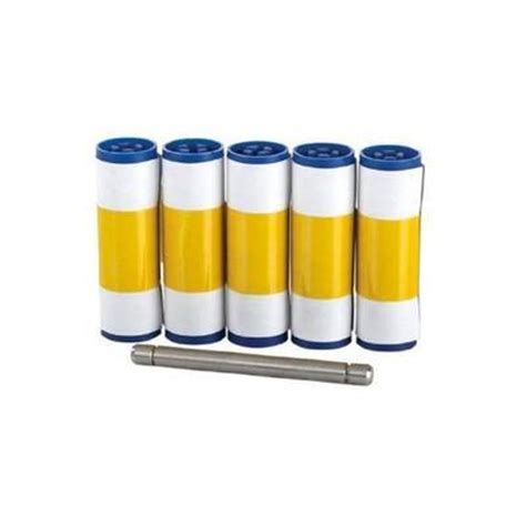 Cleaning Roller Kit - 5 Sleeves, 1 roller bar