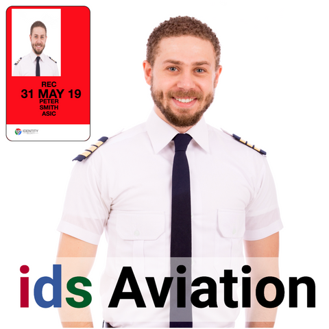 IDS Aviation - ASIC Online Issuing  & Management Module
