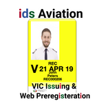 IDS Aviation - VIC Issuing & Web Preregistration (Core Module)