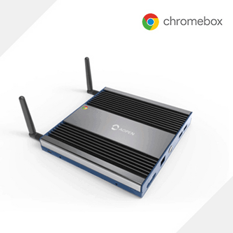 AOPEN - Chromebox Commercial Touchscreen