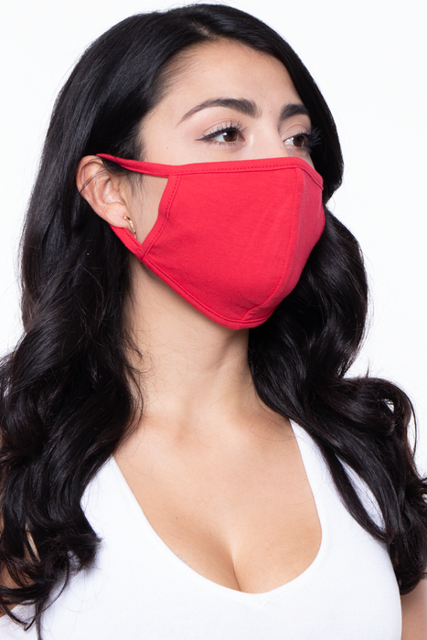 Washable & Reusable Unisex Face Mask - Adult Size