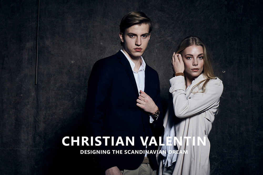 christian valentin watches fashion design