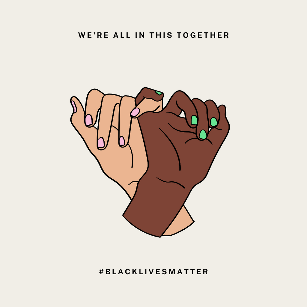 Black Lives Matter. Here's what We're Doing to Help.