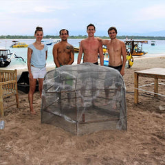 Gili Eco Trust PIYOGA sea turtle conservation efforts