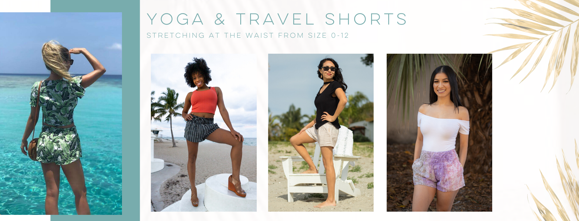 PIYOGA Shop All Womens Shorts size 0-12