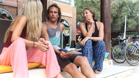 9. During our stay in Bali we also recorded video content of the interviews we had with sea turtle conservation experts, because we are planning to officially launch our Kickstarter this year! With such great dreams for growth and expansion we have a vision and a plan to execute. …More details coming soon!