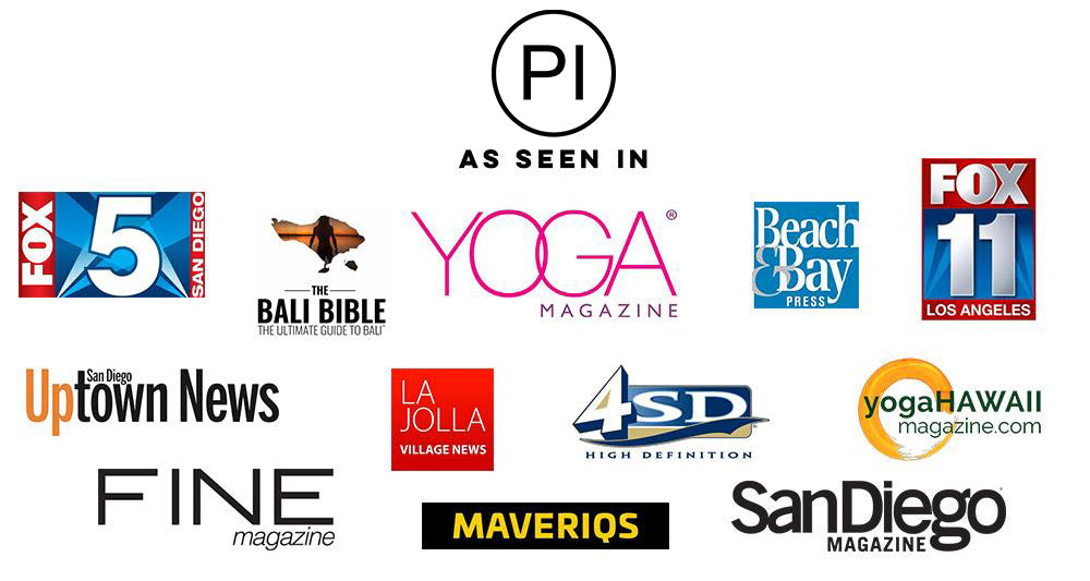 PI yoga pants press coverage as seen in