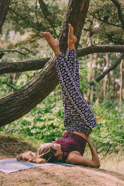 PI Yoga Pants Practice yoga in nature with loose comfortable yoga pants for everybody