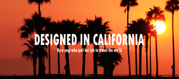 PIYOGA pants are yoga pants that are designed in California. They are a small business based in sunny San Diego, California, USA. PIYOGA was started by a yogi who quit her job to travel the world