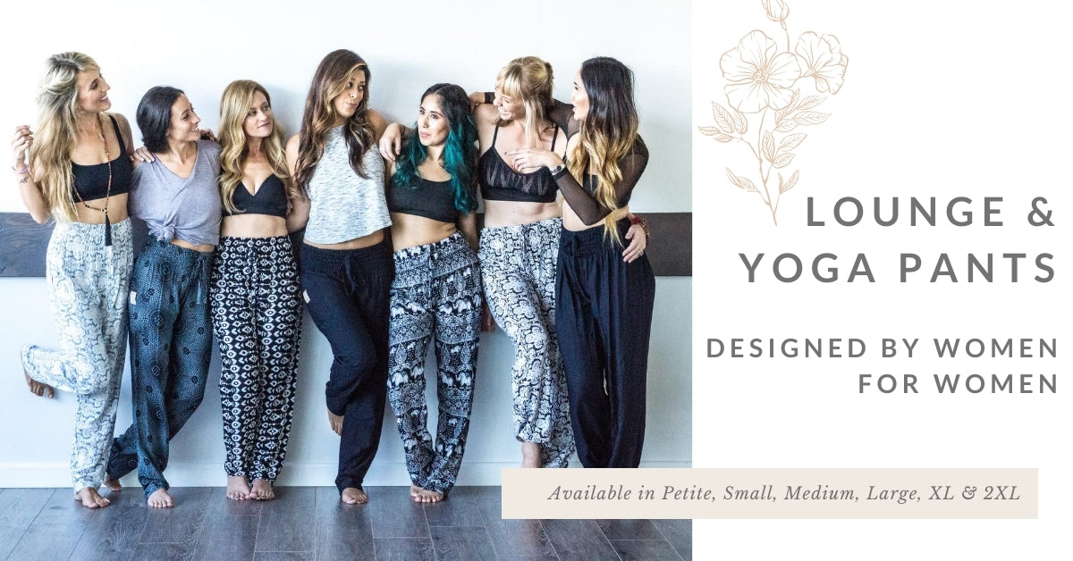 PIYOGA Pants are Designed by Women for Women