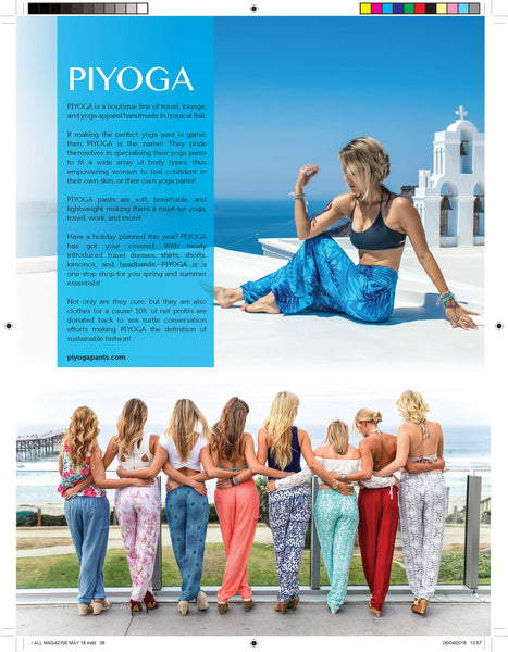 piyoga yoga magazine may issue