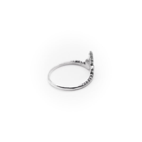 Royal Crown - .925 Sterling Silver Ring