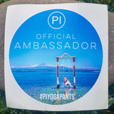 PIYOGA www.piyogapants.com PIYOGA - Ambassador Welcome Kit - Ambassador Kit