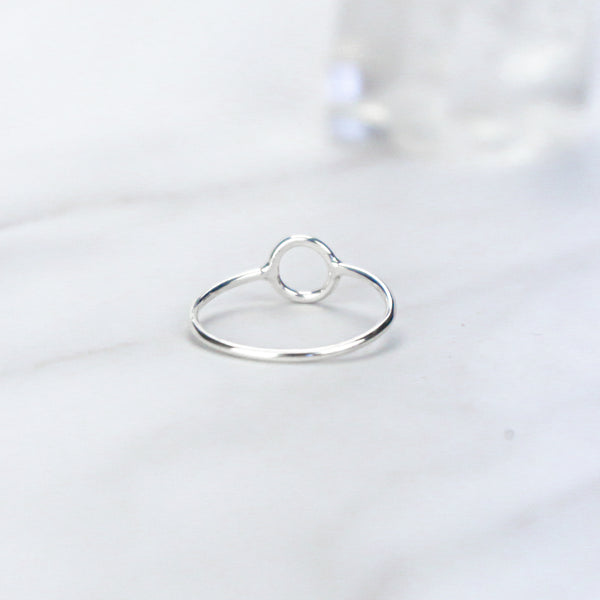Third Eye - Sterling Silver Ring