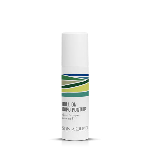 Roll-on Dopo Puntura con Olio di Borragine e Vitamina E 20 ml