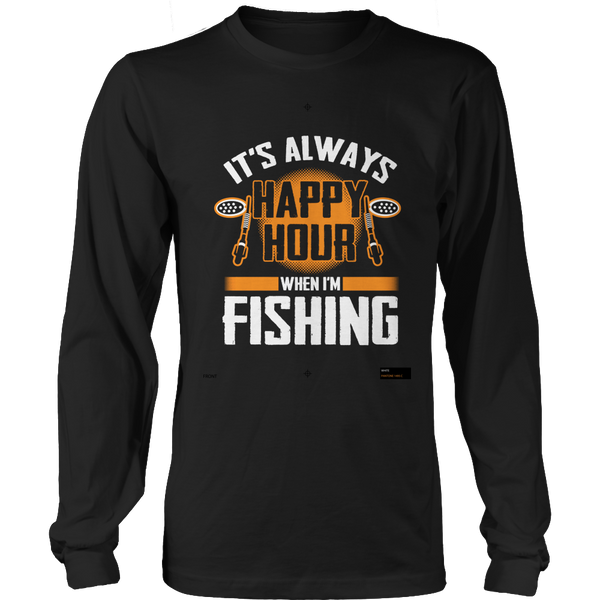 Fishing Happy Hour